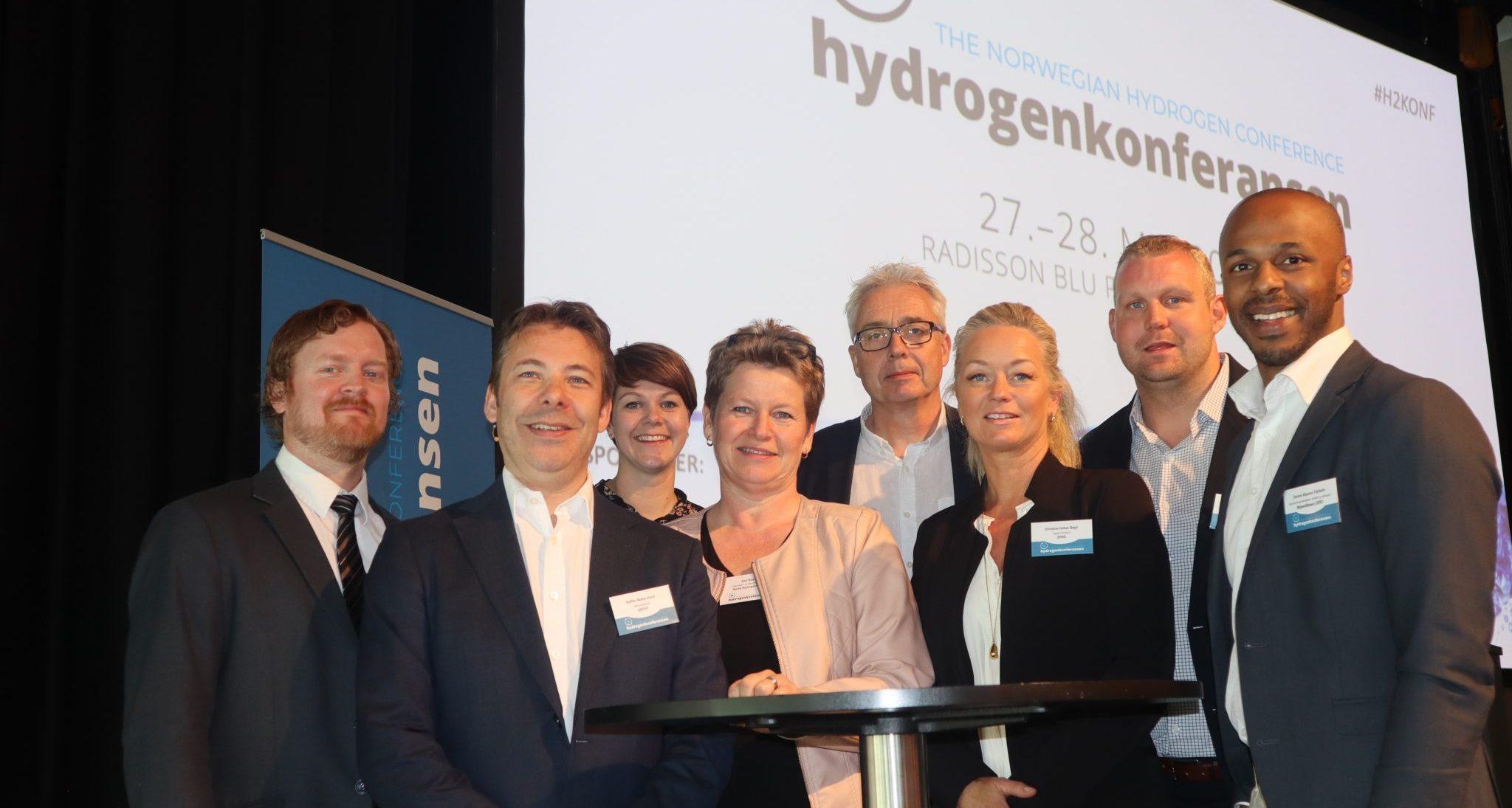 Hydrogenkonferansen 2019: – Utslippsfri hydrogen må bli lønnsomt